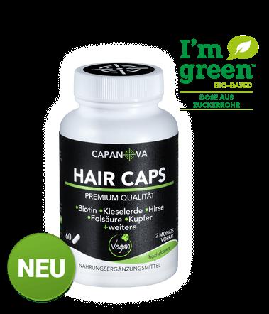CAPANOVA HAIR CAPS