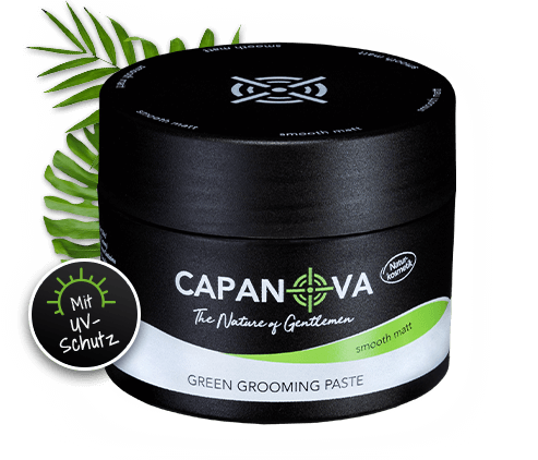 CAPANOVA Green Grooming Paste
