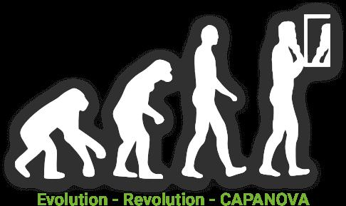 Evolution - Revolution - CAPANOVA